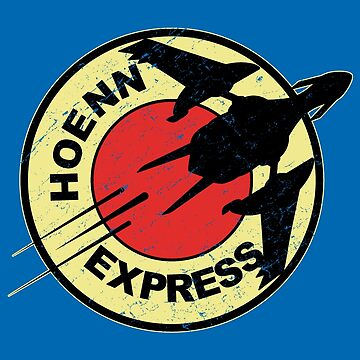 Hoenn Express (αS Version) by Prander84