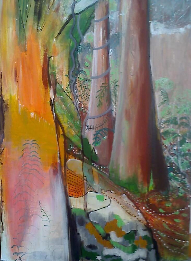 surealforest by gemsara