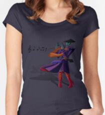 Scaramouche the Merciless Women's Fitted Scoop T-Shirt