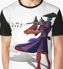 Scaramouche the Merciless Graphic T-Shirt