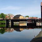 Reflections_Trondheim_Norway by Kay Cunningham