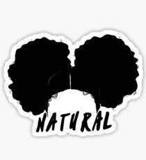 Natural  Sticker