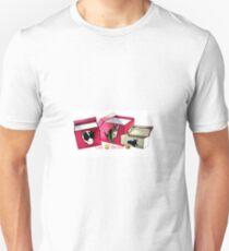 Cat Boxes Unisex T-Shirt