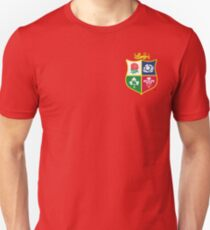British and Irish Lions Logo T-Shirt