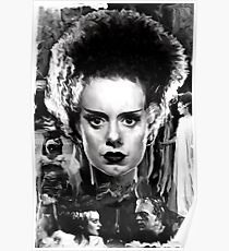 The Bride of Frankenstein Elsa Manchester Poster