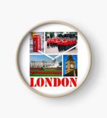 Souvenir of London, England Clock