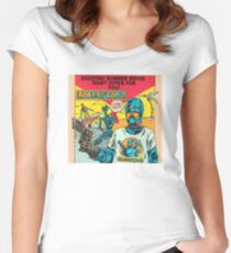 ROBERT COP 2 Women's Fitted Scoop T-Shirt