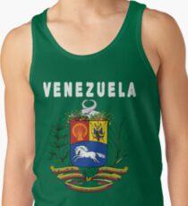 Venezuela Football & Soccer Team Tank Top