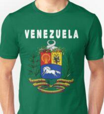 Venezuela Football & Soccer Team T-Shirt
