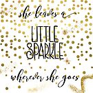 Sparkle Girl by mindydidit