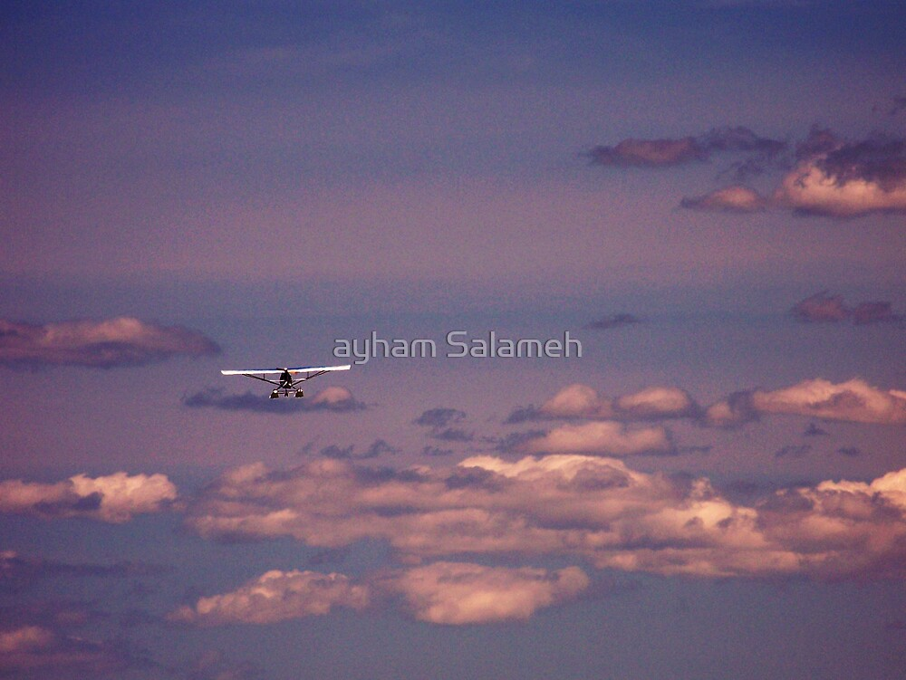 To Heaven  by ayham Salameh