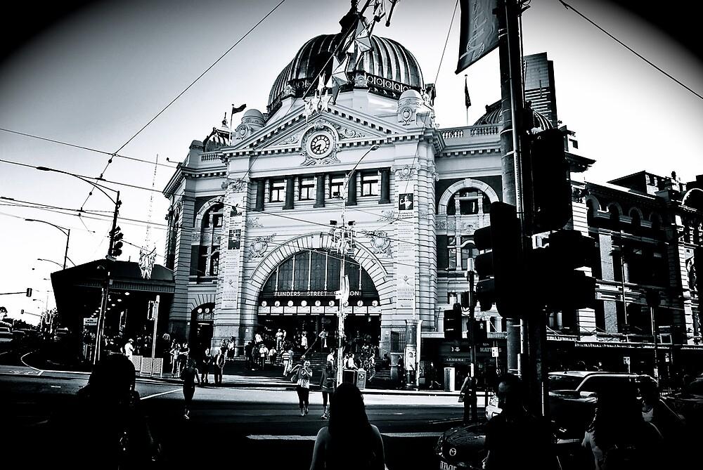 Melbourne. by Max Dorsogna