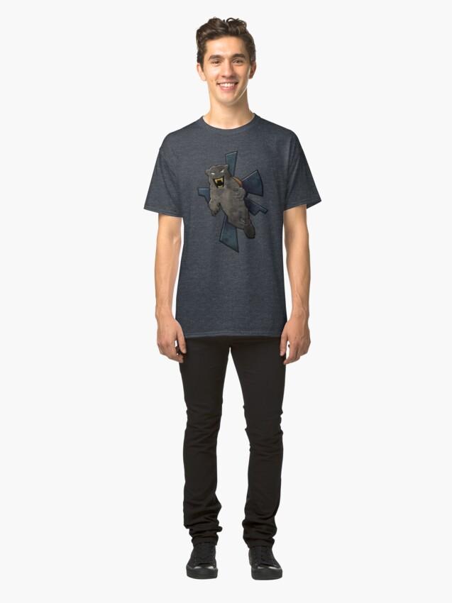 Alternate view of jaguar's pride  Classic T-Shirt