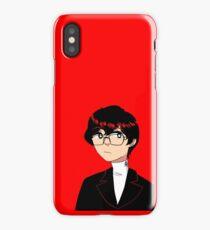 persona 5 akira kurusu iPhone Case