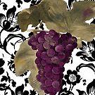 Grapes Suzette I by mindydidit