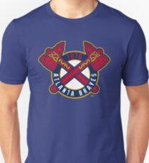 atlanta braves Unisex T-Shirt