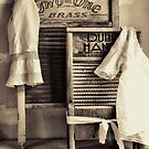 Vintage Laundry Room by mindydidit
