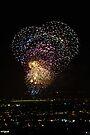 Australia Day Fireworks by EOS20