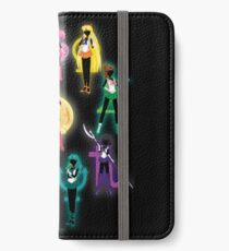 Sailor Senshi iPhone Wallet/Case/Skin