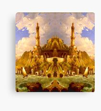 Fantasy-2 Canvas Print