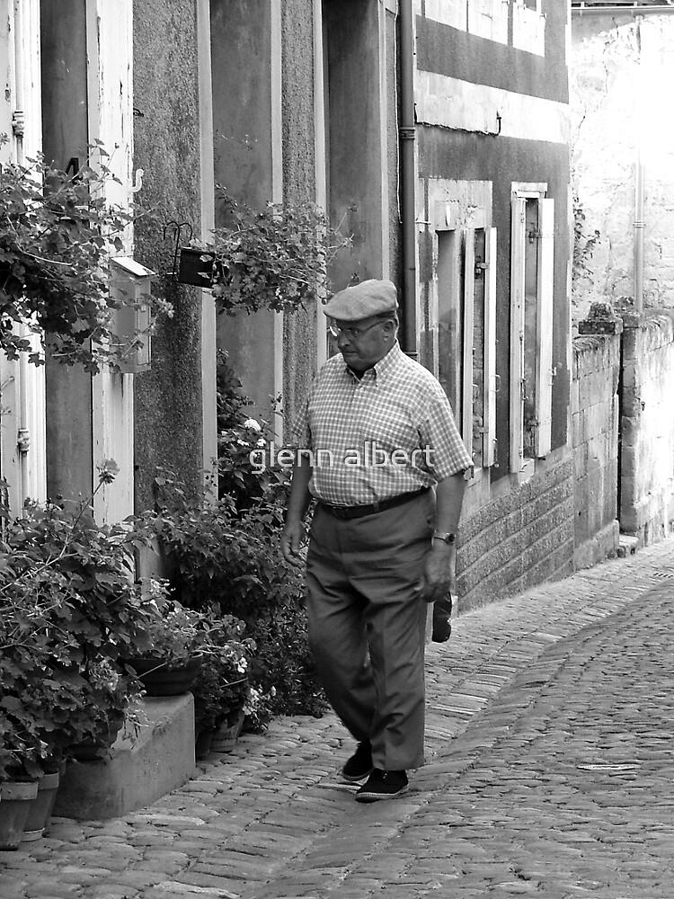 French Man by glenn albert