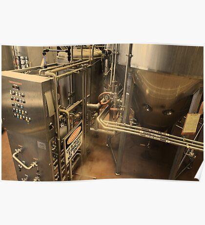 Brew Machine Poster