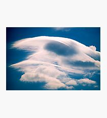 Lenticular Cloud Photographic Print