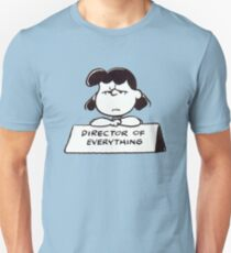 The Peanuts - Lucy Unisex T-Shirt