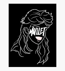 The Mullet Photographic Print