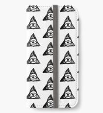 The Mostly Seeing Eye iPhone Wallet/Case/Skin