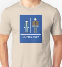 Mutie Restroom T-Shirt