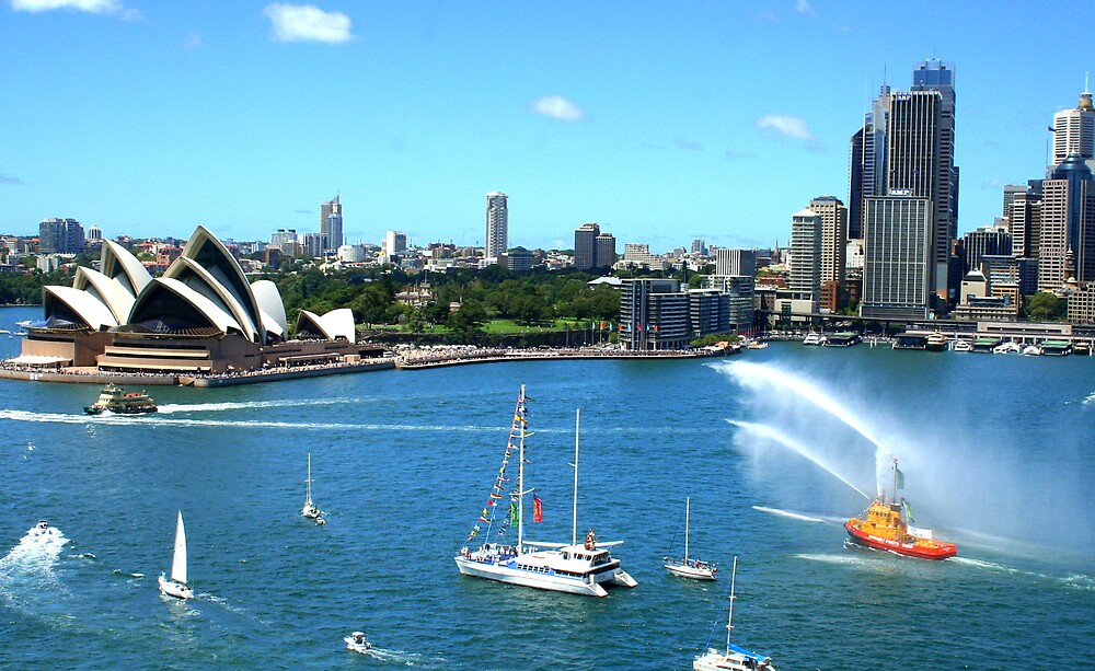 Australia Day 2008 by Tugela
