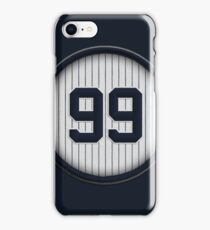 99 - The Judge iPhone Case/Skin