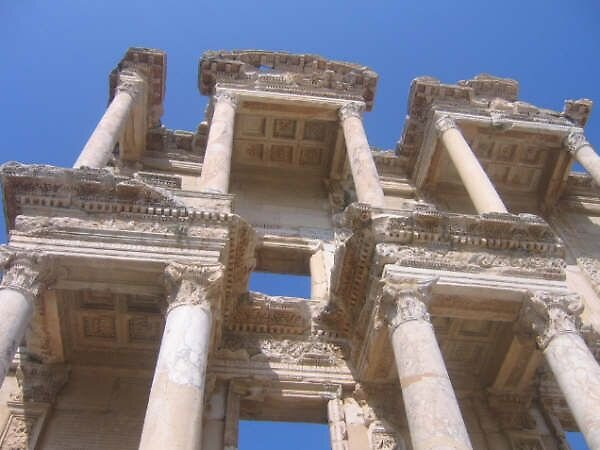 Ancient City of Ephesus, Turkey by justineb
