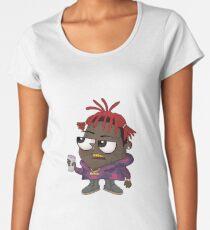 Camiseta premium para mujer Famoso dex
