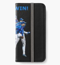 Cubs Win! iPhone Wallet/Case/Skin