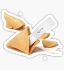 JNUG Fortune Cookie Sticker