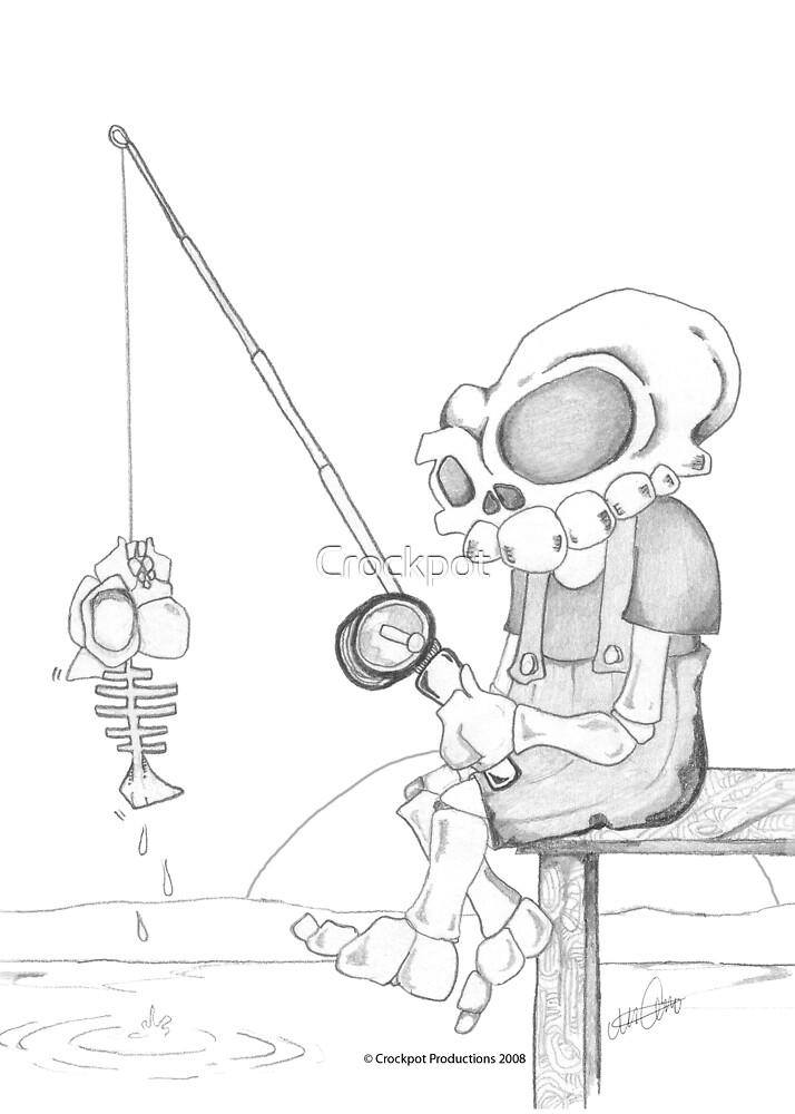 Gone Fishing by Crockpot
