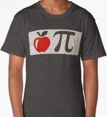 Pi Day - Apple Pi Long T-Shirt