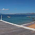 Picnic Bay Jetty and Swimming Enclosure by Paul Gilbert