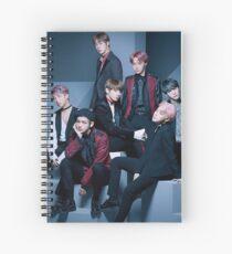BTS- Group  Spiral Notebook