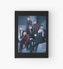 BTS- Group  Hardcover Journal