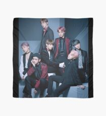 BTS- Group  Scarf