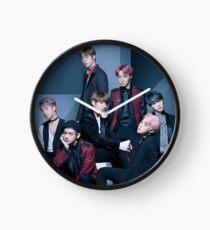 BTS- Group  Clock