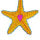 Love Starfish by John Douglas