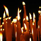 Candles © by JUSTART