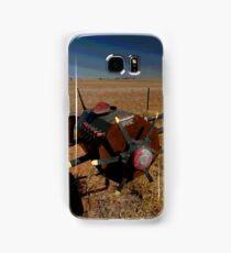 Olympic Highway Aeroplane Letterbox,Australia Samsung Galaxy Case/Skin