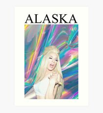 ALASKA 5000 Art Print