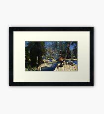 Whiterun HD Framed Print
