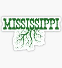 Mississippi Roots Sticker